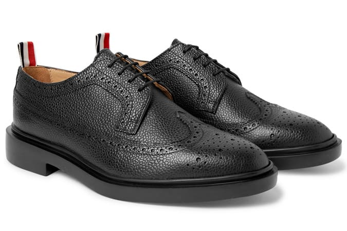 Chaussures Thom Browne Wingtip