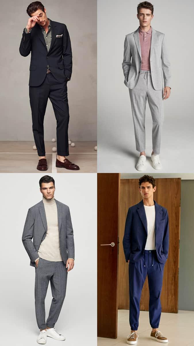 Comment porter des blazers boxy et une coupe ample