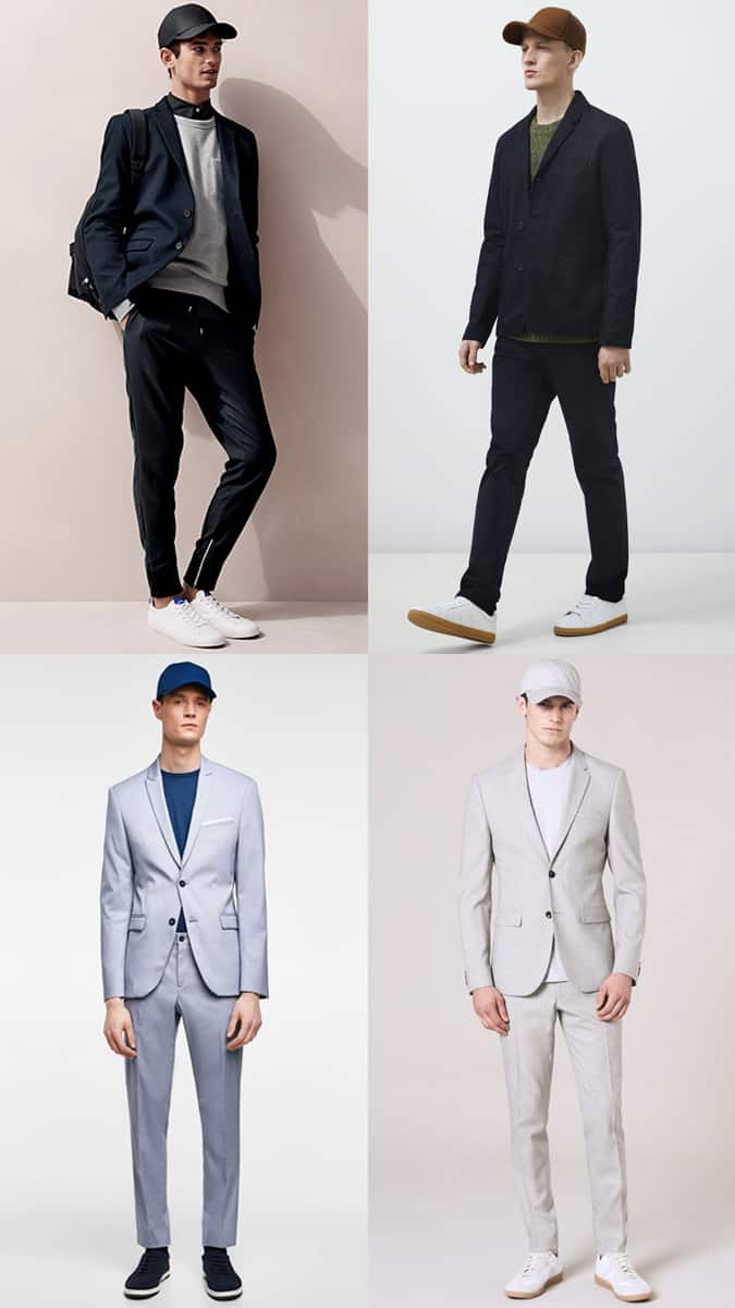 How To Wear A Cap With Tailoring