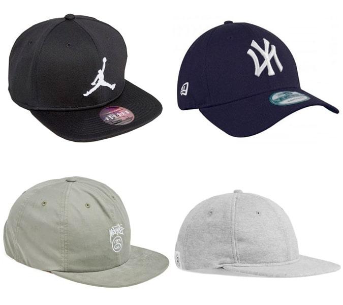 Les meilleurs casquettes Snapback