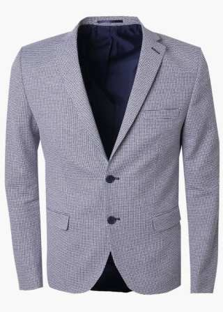 BoohooMan Checked Tailoring
