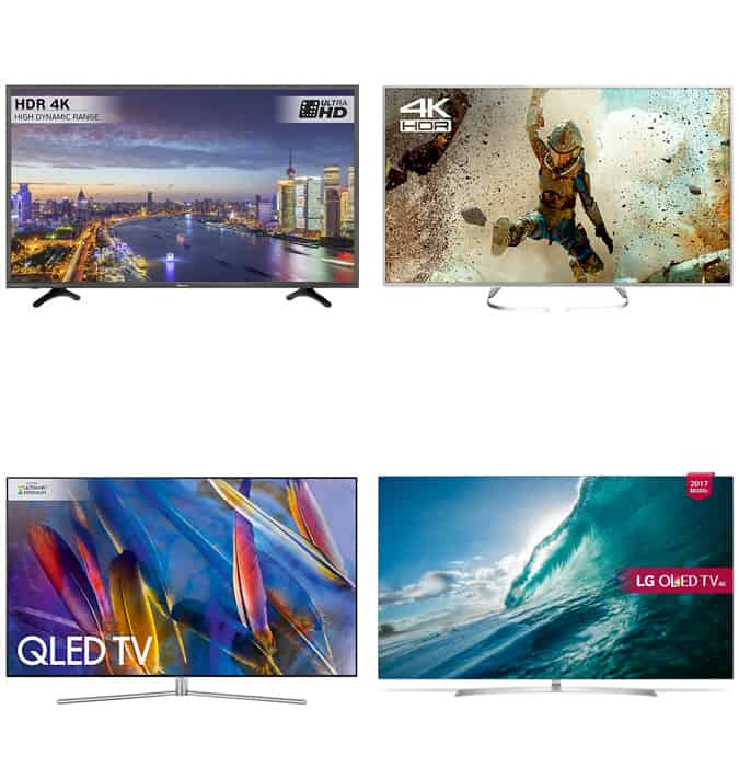 The Best 4K And OLED TVs