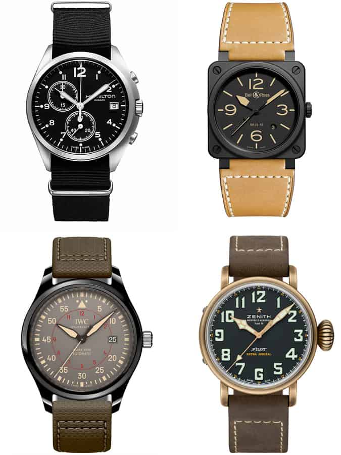 The Best Pilot's Watches