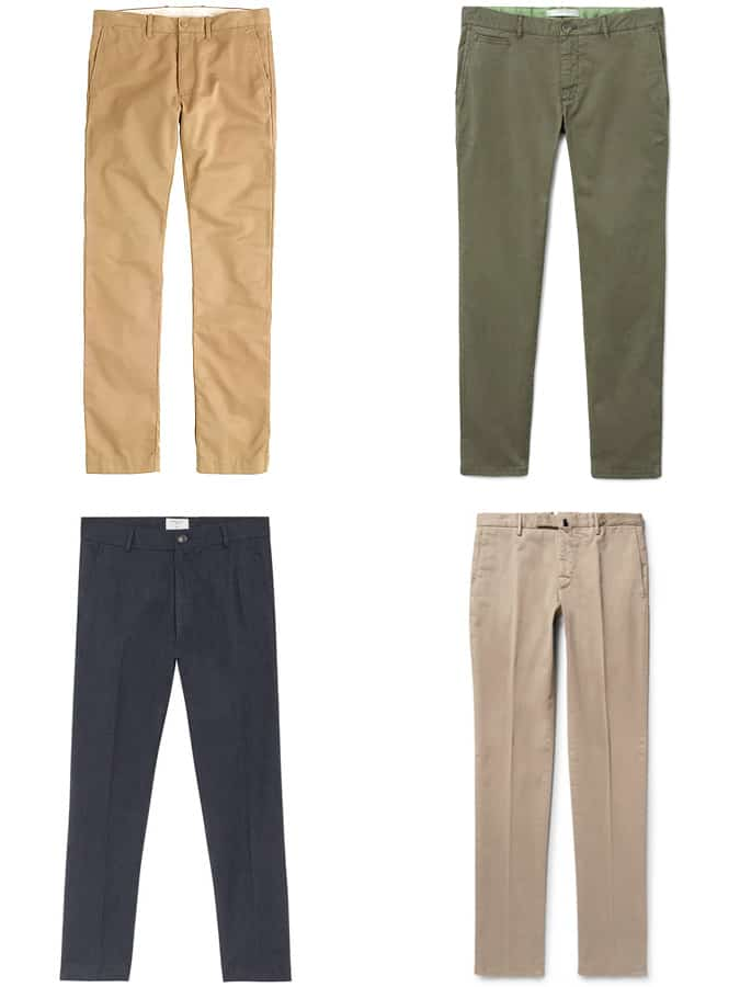The Best Men's Chinos
