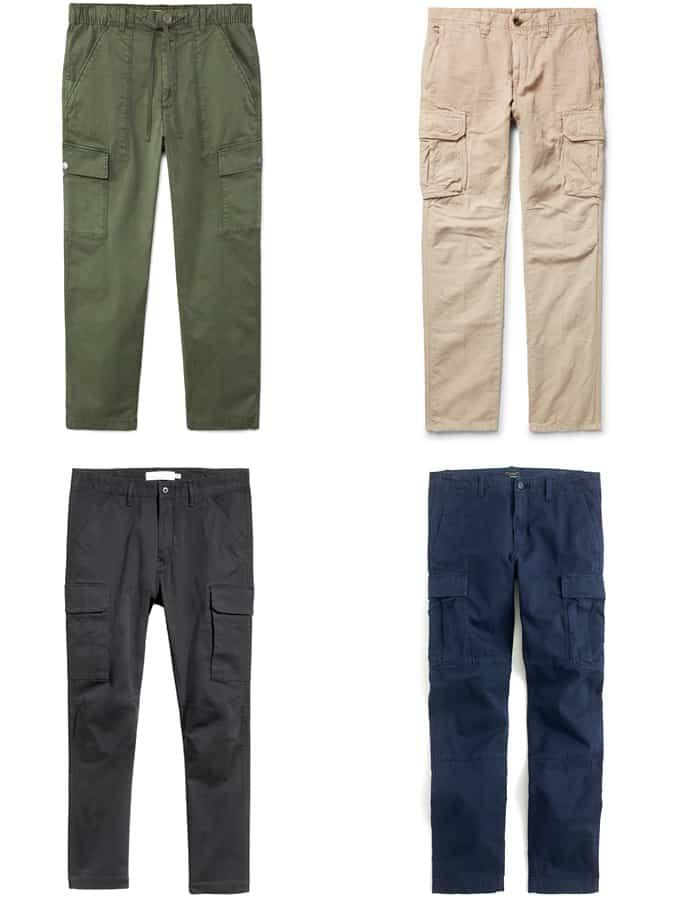 The Best Men's Combat Trousers