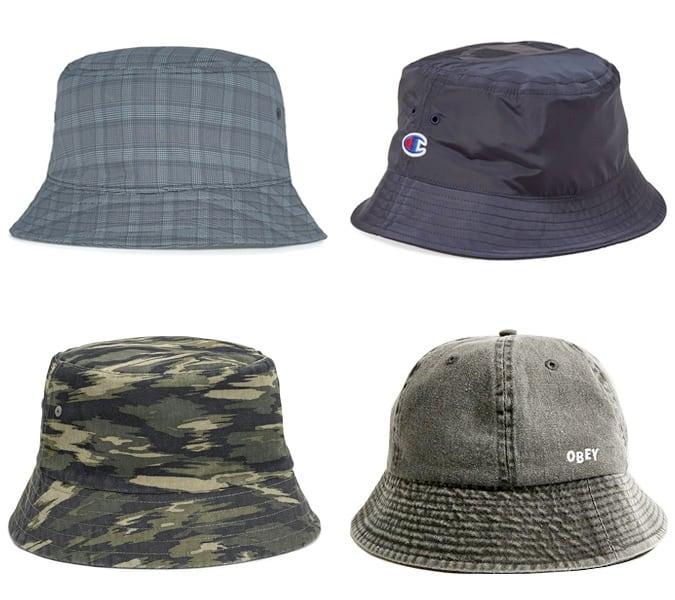 Les meilleurs chapeaux de seau pour hommes pour le printemps / été