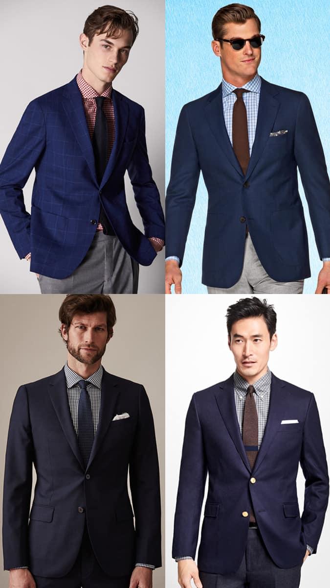 Comment porter des chemises à carreaux formelles