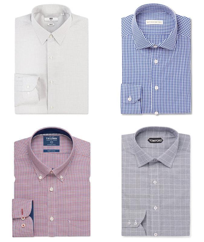 Les meilleures chemises à carreaux formelles pour hommes