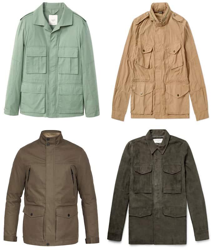 Les meilleures vestes de campagne pour hommes