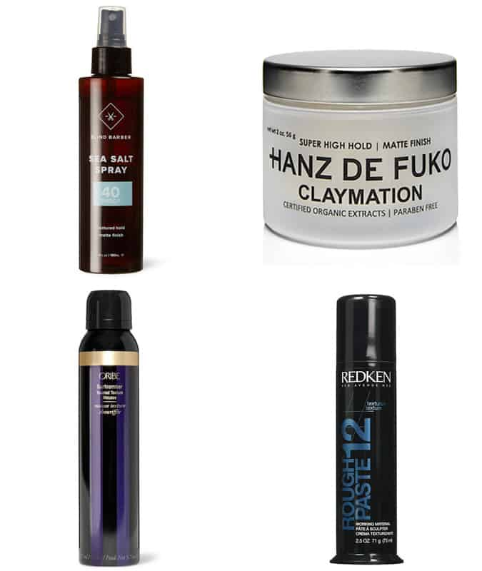 Men's Hair Products For Undercut Haircuts
