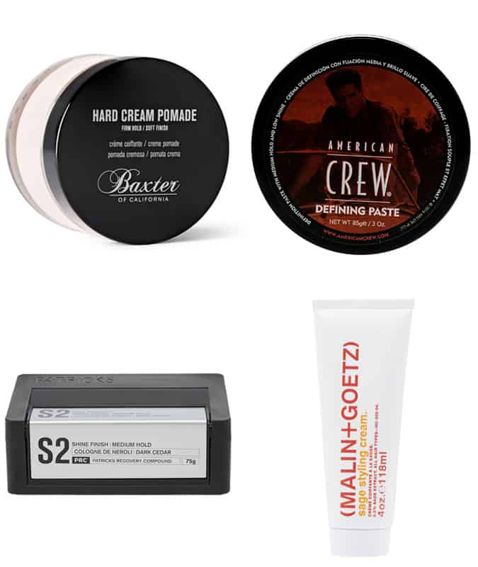 Men's Hair Products