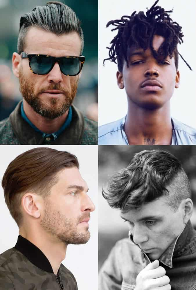 Cool Men's Disconnected Undercut Hairstyles