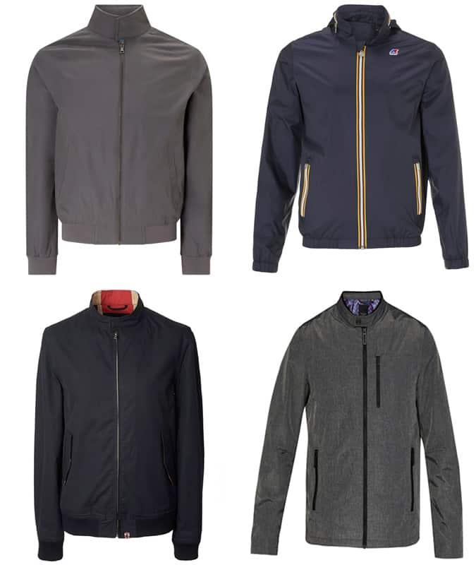 Les meilleures vestes techniques Harrington pour hommes