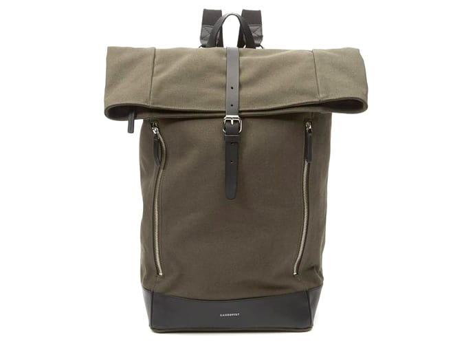 Sandqvist Marius Roll Top Backpack