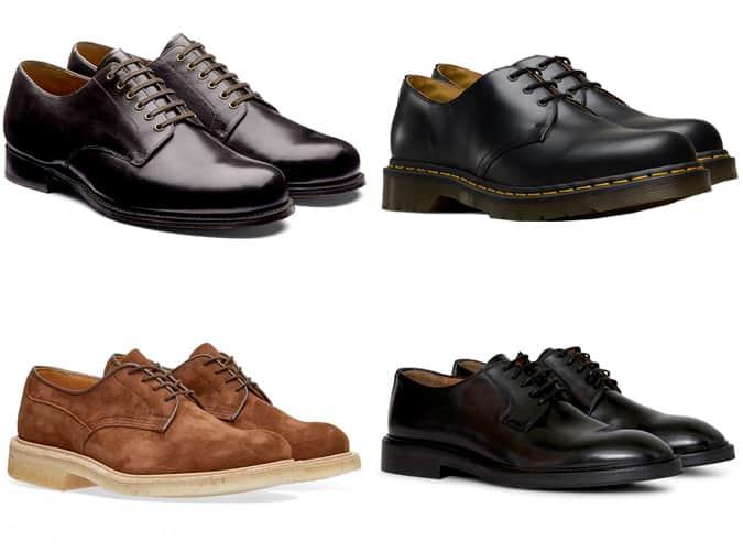 Les meilleures chaussures derby pour hommes