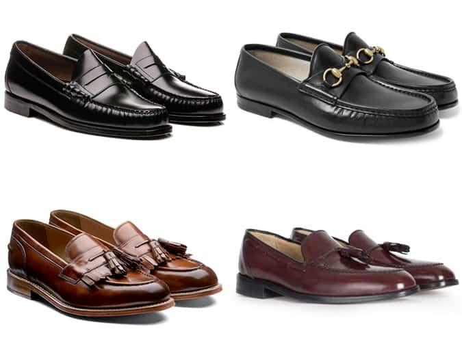 Les meilleures chaussures à enfiler pour hommes