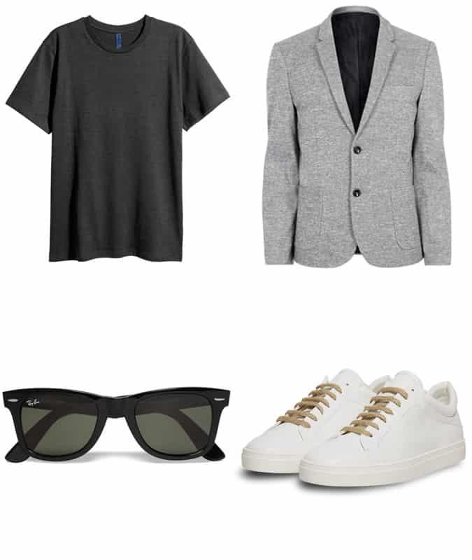 Comment porter un jean noir avec une tenue élégante et décontractée