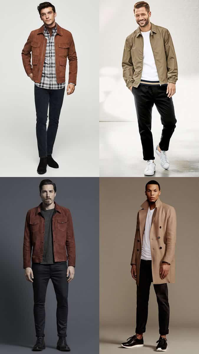 Quelles couleurs porter avec un jean noir