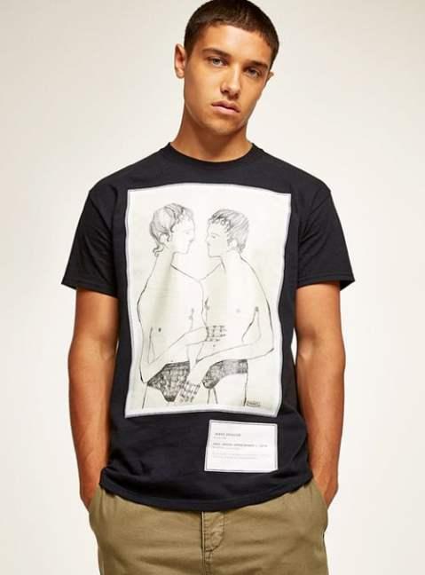 Charles Jeffrey LOVERBOY T-shirt d'intimité