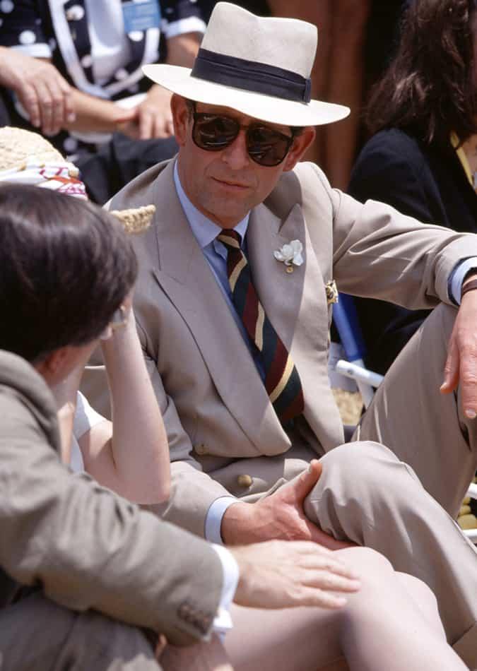 Le Prince Charles au British Royal Tour of Australia, 1994