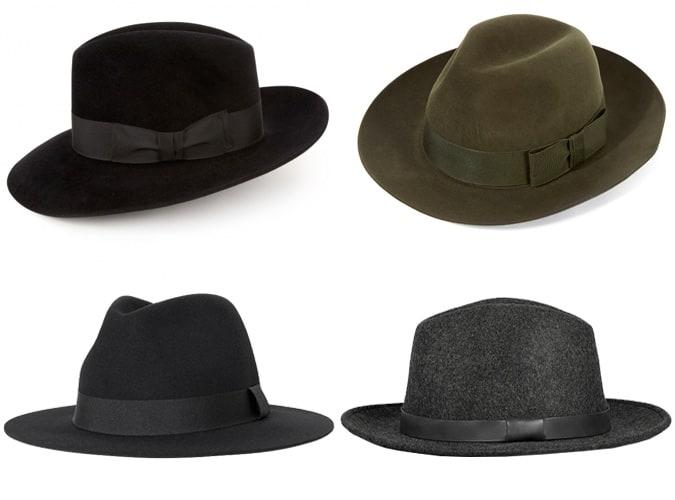 Les meilleurs chapeaux Fedora pour hommes