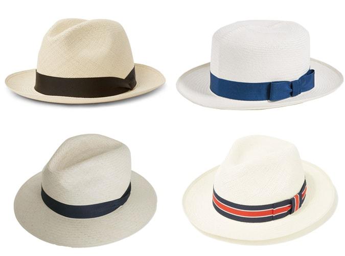 Les meilleurs chapeaux de Panama pour hommes