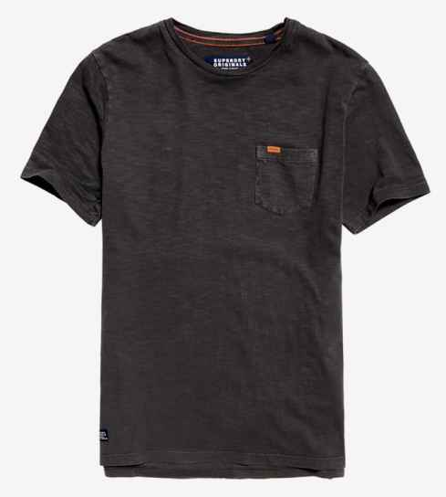 T-shirt à poche Dry Originals