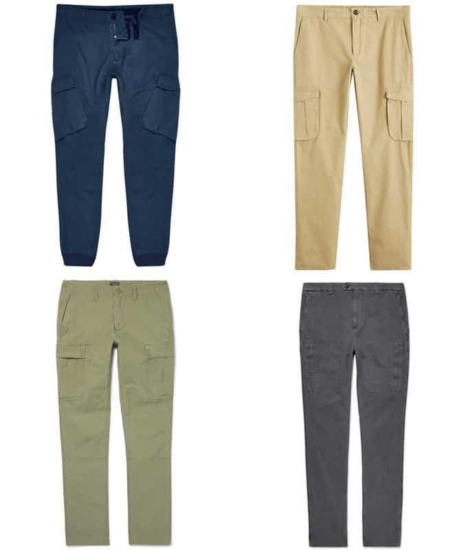 Les meilleurs pantalons cargo pour hommes