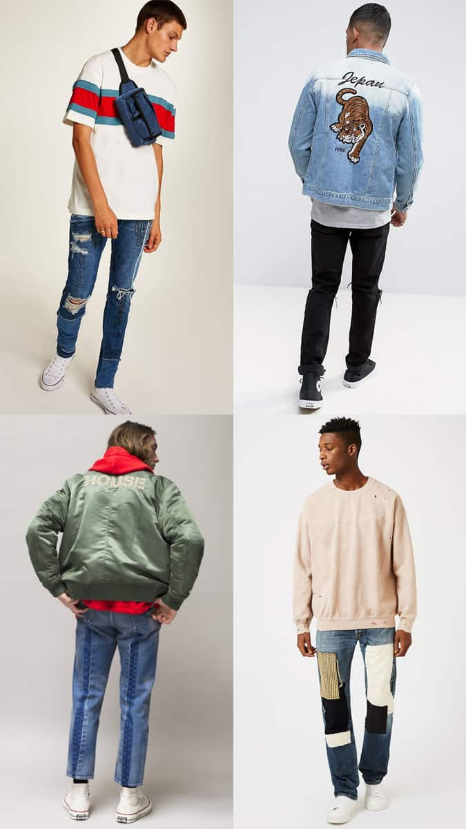 The 8 Biggest Mens Streetwear Trends For Autumn Winter
