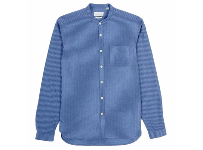 Chemise Papy Pooley Bleu