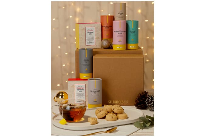 SELFRIDGES SELECTION Afternoon Tea Gift Box