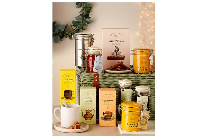 CARTWRIGHT & BUTLER Christmas Collection hamper