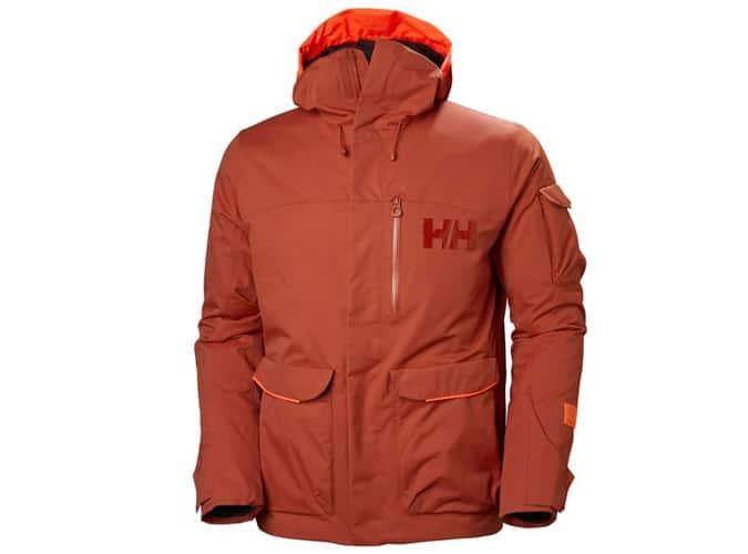 Meilleures vestes de ski pour homme - Helly Hansen FERNIE 2.0 JACKET