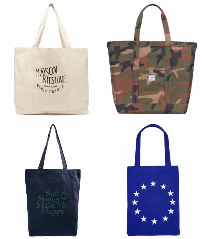 Les meilleurs sacs cabas pour hommes