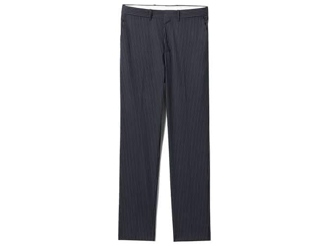 Pantalon à fines rayures Bodie