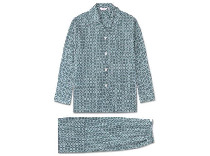 Pyjama coupe classique pour homme