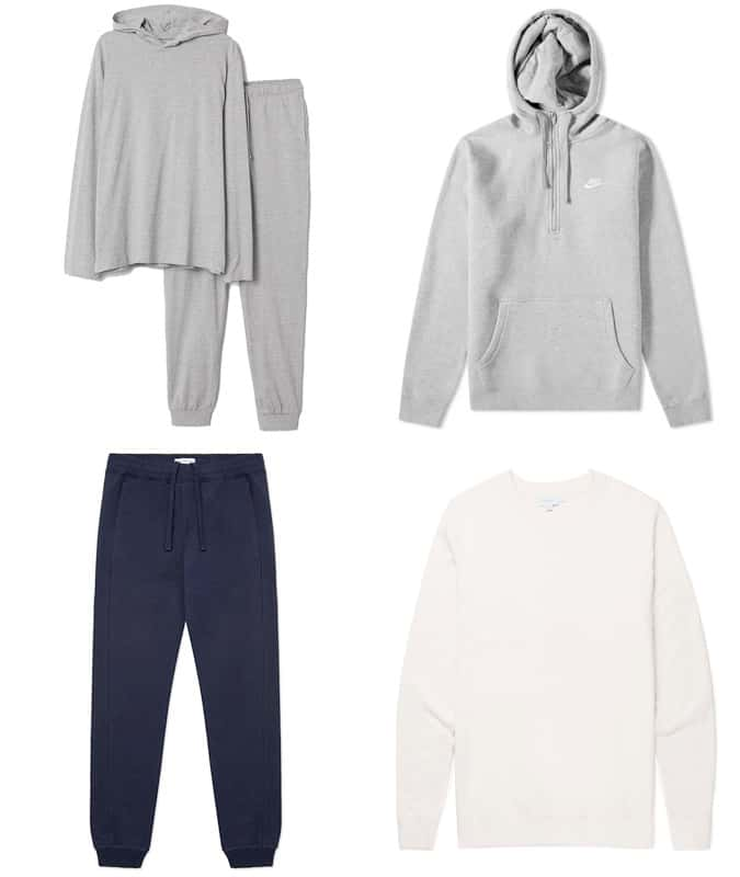 Le meilleur pyjama de style athleisure pour homme