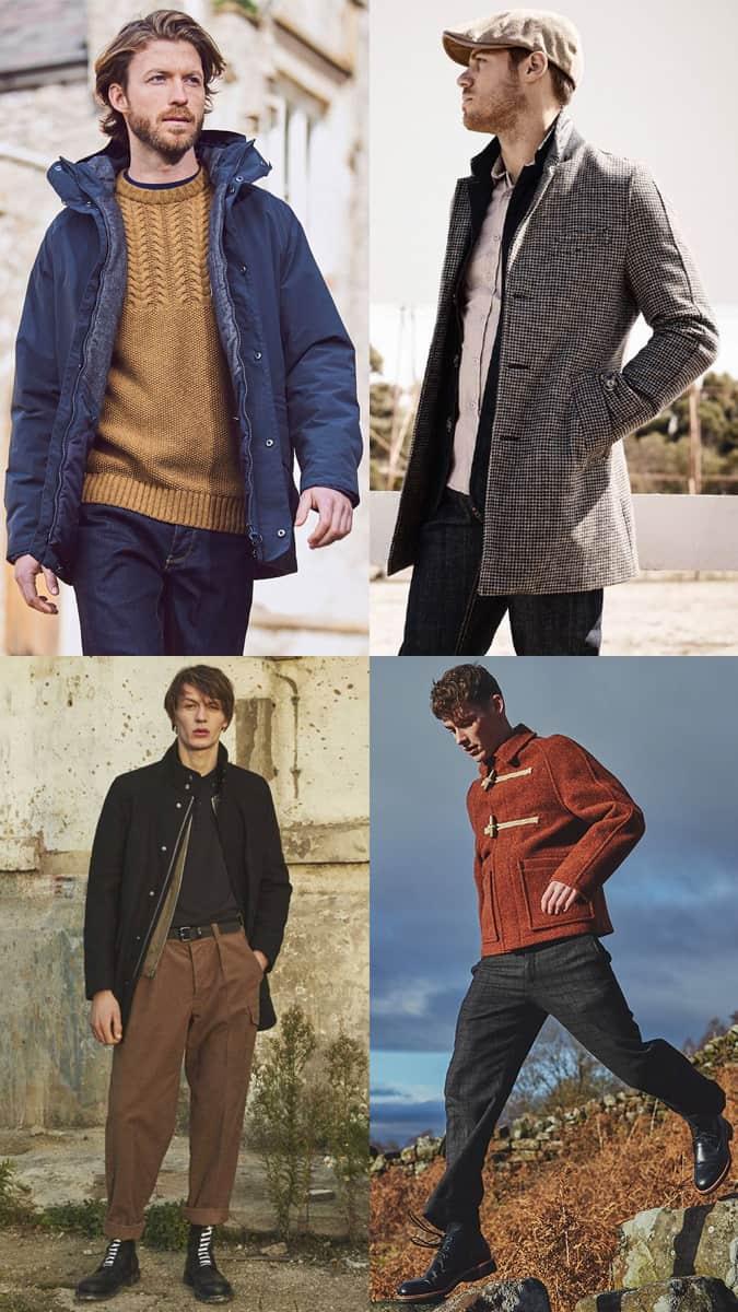 Mode britannique pour hommes