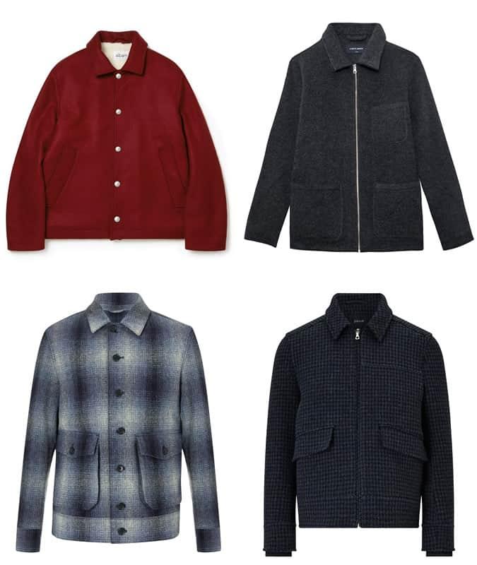 Les meilleures vestes en laine pour hommes