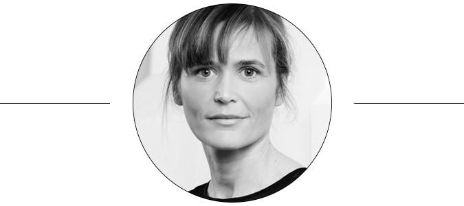 Elin Larsson, directrice du développement durable chez Filippa K