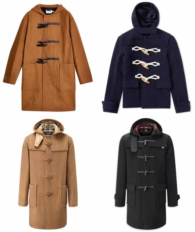 Les meilleurs manteaux polochons pour hommes