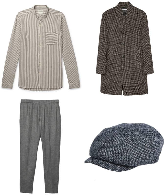 La meilleure mode Peaky Blinders pour hommes