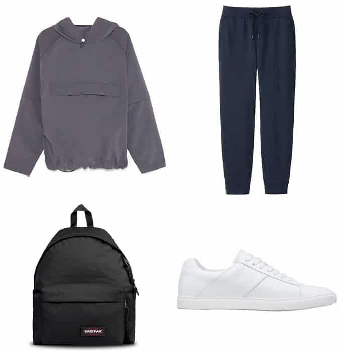 Vêtements de sport de mode de rue