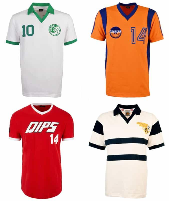 Les meilleurs maillots de la Ligue de football nord-américaine