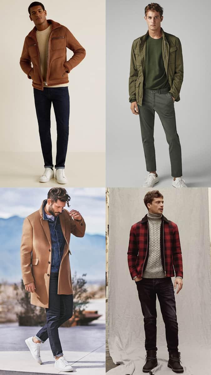 Idées de tenues de jour pour hommes