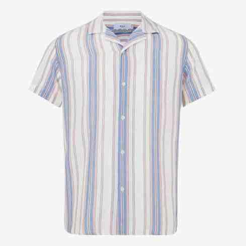 Chemise à manches courtes Wax London Didcot