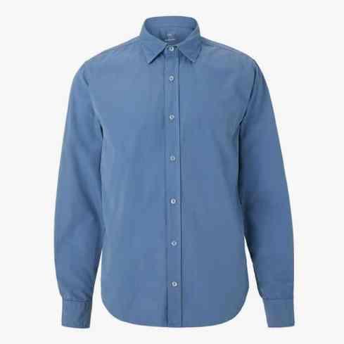 Sauvegarder Kaki United Easy Poplin Shirt