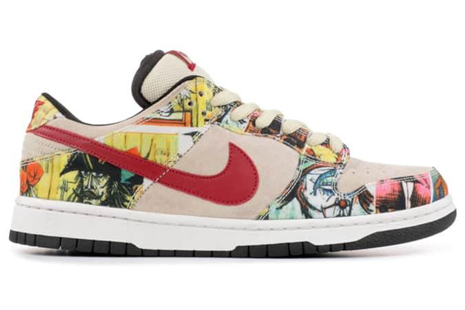 Nike Dunk SB Paris