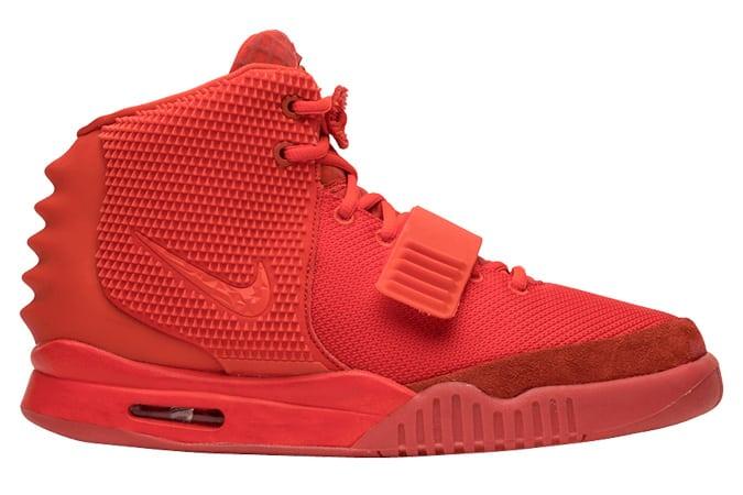 Nike Yeezy Rouge Octobre