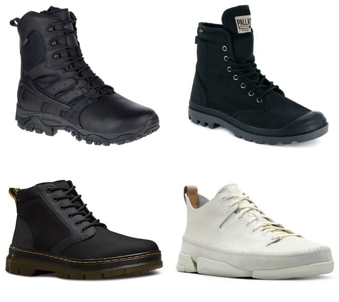 Les meilleures chaussures utilitaires pour hommes